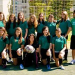 HS Girls' Soccer Team